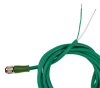 M12 Cables with Field Mountable Connectors for RTDs -- M12C Series - Image