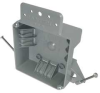 Electrical Box,4 In Sq,18Cu In,PVC -- 4FZC1 - Image