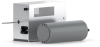 NS250 High Flow Degassing System (250mL/min) -- NS250