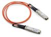 40 Gigabit Ethernet & InfiniBand QDR QSFP+ Pluggable, Parallel Active Optical Cable (AOC) -- AFBR-7QERxxZ - Image