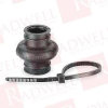 LOVEJOY 2A765 ( LOVEJOY, 2A765, UNIVERSAL JOINT UPPER BOOT KIT, 1PAIR TYPE D,1IN ID 1-3/4IN OD ) -Image