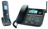 2 Line Corded/Cordless Digital Answering System -- DECT4096