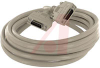 Cable Assy; 5 m; 28 AWG; Stranded; Non Booted; Parchment/Beige; UL, cUL Listed -- 70114060