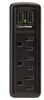 CyberPower Professional Series CSP300WU - surge suppressor -- CSP300WU