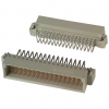 Backplane Connectors - DIN 41612 -- 5536407-5-ND