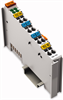 4-channel digital output module; 24 VDC; 0.5 A; high-side switching; short-circuit protected; 2-conductor connection -- 750-531