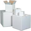 White Corrugated Boxes, 10