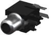 PC Mount Phono Jack-Black -- 972 - Image