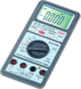 Hand Held Digital Multimeter -- 6420 DM