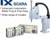 Super-Large SCARA Robot IX -- 1000/1200