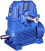 Right Angle Heavy Duty Worm Gear Unit -- TW Series - Image
