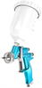 M22 G HPA Manual Airspray Spray Gun Gravity - Image