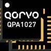 2.8 - 3.5 GHz, 60 Watt GaN Power Amplifier -- QPA1027 -Image