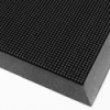 NoTrax Rubber Brush™ Entrance Mat (Outdoor) - 3ft x 5ft - Black -- MT-3453660BK