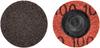 Norton Neon AO Coarse TR (Type III) Quick-Change Cloth Disc - 66623318946 -- 66623318946 -Image