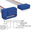Rectangular Cable Assemblies -- C3APS-1006G-ND -Image