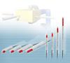 induSENSOR LVDT Gaging Sensor -- DTA-10G8-3-CA-V -Image