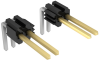 Rectangular Connectors - Headers, Male Pins -- TMS-108-01-S-S-RA-ND -Image