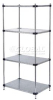 Galvanized Steel Sold Shelving -- T9H189910 - Image