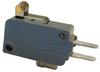 V-Basic Standard V15 Series, 16 A, roller lever, 6,35 mm x 0,80 mm quick connect terminals, SPDT, 300 gf [2,94 N] -- V15H16-CZ300A05-K