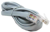 14ft RJ45 8P8C Straight Modular Telephone Cable -- PS04-14 - Image