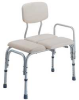 ADA Adjustable Bench with Backrest -- 4EEX2
