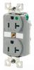 Duplex/Single Receptacle -- BRY8300TR