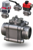 Fire-Safe High Pressure Ball Valves -- HPF Series - Image