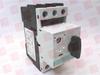 SIEMENS 3RV1021-4AA15 ( DISCONTINUED, STARTER MOTOR PROTECTOR, 11-16AMP, 600V, 1NO/NC ) -Image