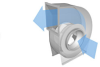 Exhaust Centrifugal Fans - Image