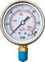 0-2,000 PSI Glycerine Filled Pressure Gauge -- 8000833