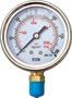 0-2,000 PSI Glycerine Filled Pressure Gauge -- 8000833 - Image