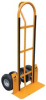 Hand Truck - 4 Wheel Pneumatic - Hard Rubber -- SPHT-500S-DW