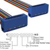 Rectangular Cable Assemblies -- C3EEG-2036M-ND -Image