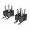 Rectangular Connectors - Headers, Male Pins -- TSM-129-04-TM-DV-ND -Image