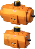 Pneumatic Valve Actuators -- E & P Series - Image