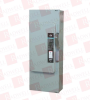 SIEMENS NF354 ( DISCONTINUED BY MANUFACTURER, SAFETY SWITCH, 200AMP, 3POLE, 600VAC, NON-FUSED, NEMA-1 ) -Image