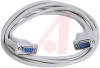 Cable, D-Sub; 10 ft.; Hook-Up; Non Booted; UL Listed -- 70081408 - Image