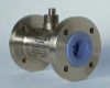 Teflon Series Turbine Flow Meters for Corrosive Service