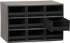 Cabinet, 19-Series Steel Cabinet w/ 9 Drawers -- 19909BLK -- View Larger Image