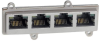 Modular Connectors - Jacks -- 380-1336-ND