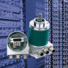 Optocode Rotary Position Sensor -- Industrial Ethernet TCP/IP