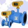 Magnetic Flow Meter -- Nor-Mag -Image