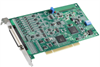 250 kS/s, 16-bit, Simultaneous 8-ch Universal PCI Multifunction Card -- PCI-1706U - Image