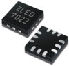Low Voltage Six-Channel LED Driver -- ZLED 7022