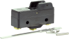 MICRO SWITCH BZ Series Premium Large Basic Switch, Single Pole Double Throw Circuitry, 15 A at 250 Vac, Pin Plunger Actuator, Screw Termination, Silver Contacts, UL, CSA, ENEC -- BZ-2RW84449-A2 -Image