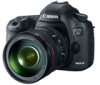 Canon EOS 5D Mark III 22.3mp Digital Camera Kit with Canon 24-105mm f/4L IS USM AF Lens - 3.2in LCD -- 5260B009