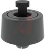 Bumper; Santoprene (Foot), Polypropylene (Pin); 18 mm; 9.9 mm; 20.1 mm; 7.8 mm -- 70208709