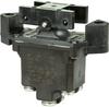 TP Series Rocker Switch, 2 pole, 3 position, Screw terminal, Flush Panel Mounting -- 2TP8-70 -Image