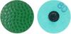 Norton Diamond Coarse TR (Type III) Quick-Change Diamond Disc -- 66260311778 - Image